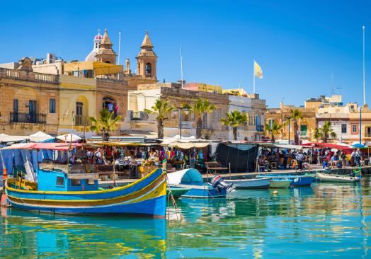 Majówka na Malcie