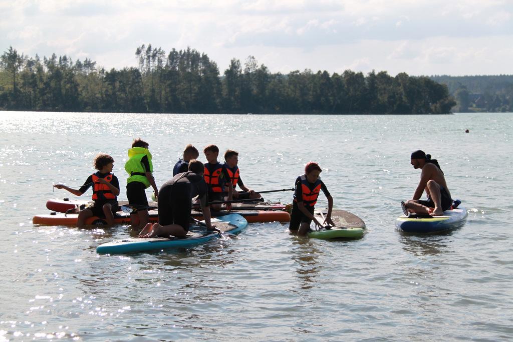 Obozy sportowo – nurkowe               ( 8 – 10 lat)